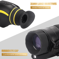 4X35 Digital Night Vision Monocular Video Camera Telescope for Outdoor Camping Hiking Hunting thermal night vision