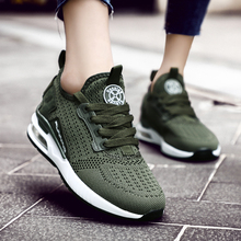 Breathing Air Sole Sneakers Women's Running Shoes M