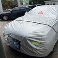 Чехол для автомобиля HOLVWOW, водонепроницаемый дышащий чехол для автомобиля, с защитой от дождя, пыли, солнца, УФ-лучей, для любой погоды, Для Се...