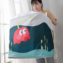 Quilt Storage Bag Large Capacity Large Size Clothing Quilt Household Packing Bag Foldable Bag Dust Bag Washable Bag