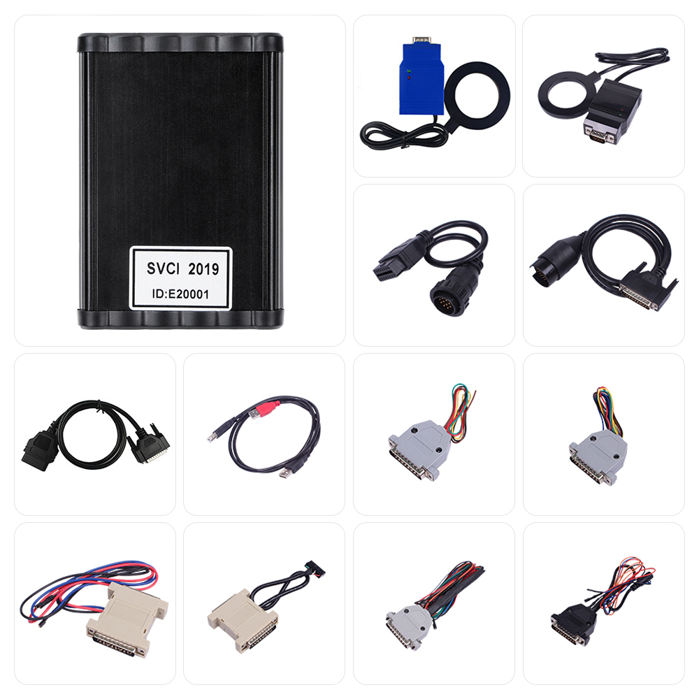 Image 5 - Auto Diagnostic Tool FVDI SVCI 2020 2019 Full Version (19 Software) FVDI ABRITES Diagnostic Scanner  best 2018 2015 2014 on