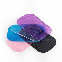 Magic Anti-slip Non-slip Mat Car Dashboard Adhesive Mat Sticky Pad for Cell Phone Cd Electronic Devices Phone Pad