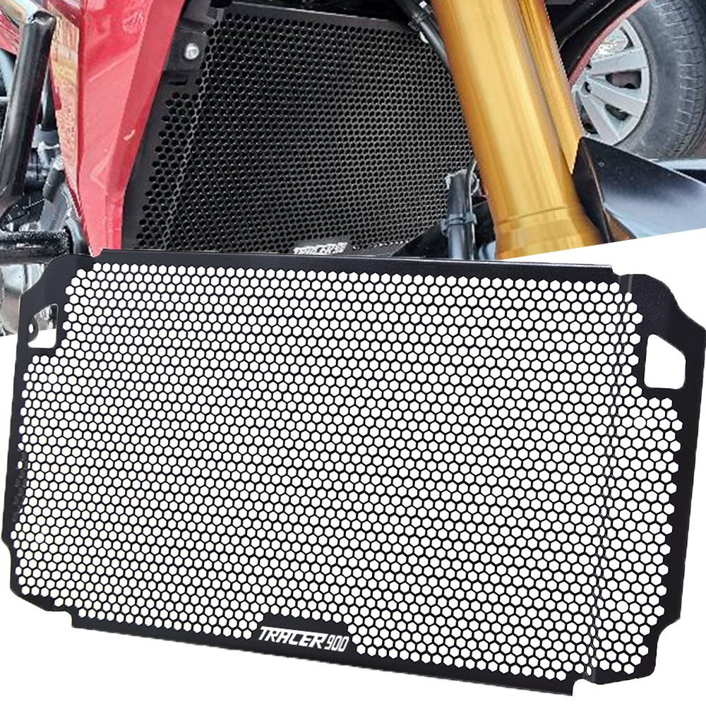 Pour Yamaha Tracer 900 ABS 2015 2016 2017 + traceur 900 GT 900GT 2018 2019 moto radiateur garde Protection Grille Grille couverture