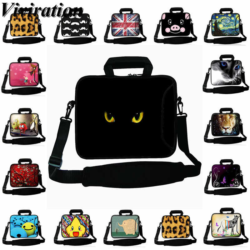 Unisex Heren Vrouwen Computer Laptop Tas Voor Notebook Laptop Tablet Netbook 9.7 10 10.1 10.2 10.5 11.6 12 12.2 12.1 inch Case Cover