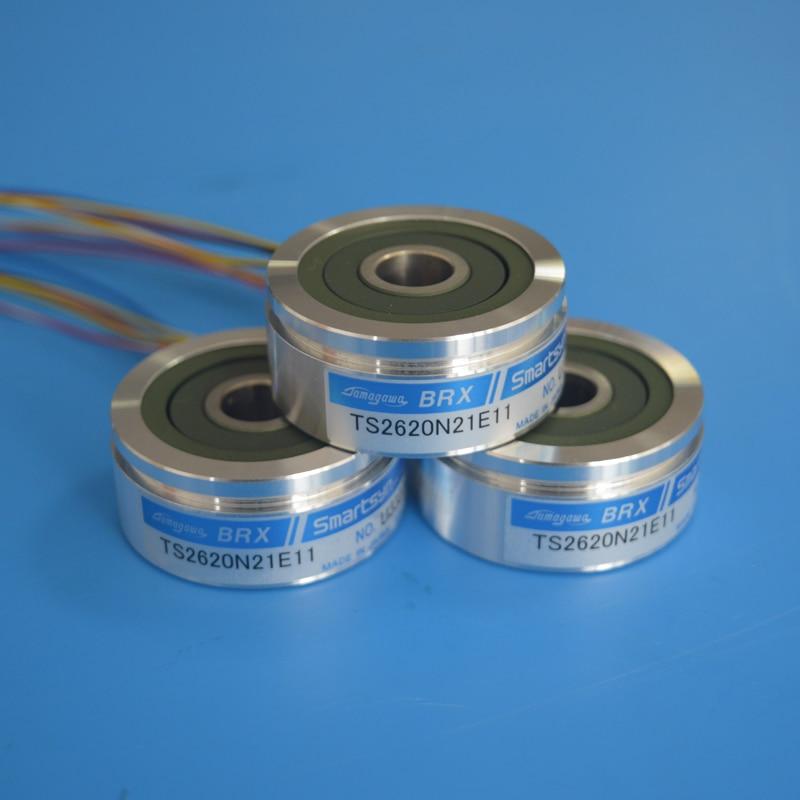 Servo Motor Encoder TS2620N21E11 Genuine Guarantee Positive Yu Xuan Rotary Transformer Personal Care Appliance Parts     - title=