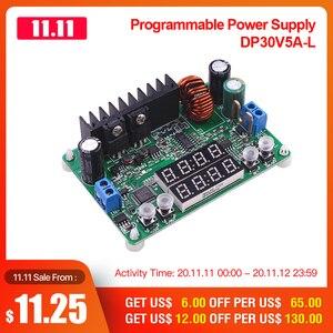 Image 1 - RD DP30V5A L sabit gerilim akım adım aşağı programlanabilir güç kaynağı modülü buck gerilim dönüştürücü regülatörü LED ekran