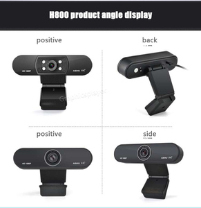 Image 4 - 1080P Webcam HD Camera with Built in HD Microphone 1920 x 1080p USB  Video