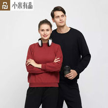 Youpin como vivendo pele-amigável terry suéter serviço de casa casual casal camisola de alta qualidade serviço doméstico outono e inverno