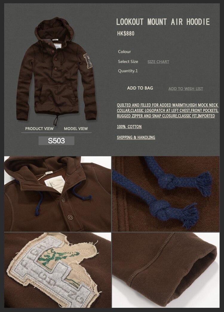 Lã masculina e roupas sanitárias engrossadas terno