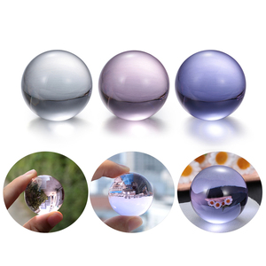 Fashion Natural Pink Amethyst Quartz Stone Sphere Crystal Fluorite Ball Purple Healing Gemstone Collectibles Home Crystal Decor(China)