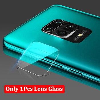 Перейти на Алиэкспресс и купить Закаленное стекло для Xiaomi Redmi Note 9S 9 Pro Max 10X 4G 5G Защитная пленка для объектива камеры для Redmi Note 9S 9 S