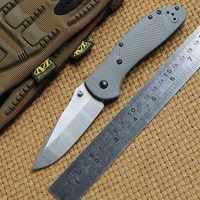 DICORIA BM 550 551 440C klinge folding messer G10 griff Kupfer washer jagd camping Tasche messer outdoor Survival EDC Werkzeuge