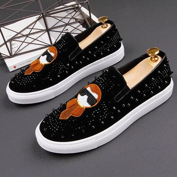 New calzados hombre herren schuhe echtes leder mocasín hombre shoe for man loafer shoes for men
