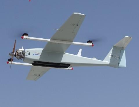 hybrid VOLT Air craft