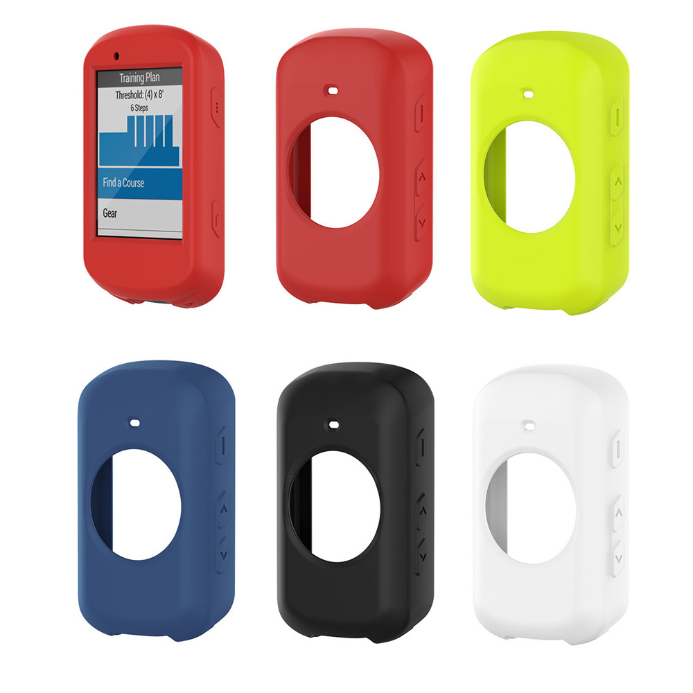 Color Protective Silicone Case Cover for Garmin Edge 530 GPS <font><b>Bike</b></font> <font><b>Computer</b></font> Stopwatch Watch Accessories Skin Shell image