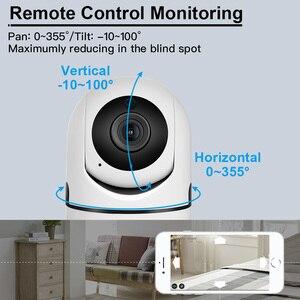 Image 5 - KERUI Mini Size WiFi IP Camera HD1080P Tuya App Indoor Camera Home Security WIFI Surveillance Night Vision Motion Alarm System