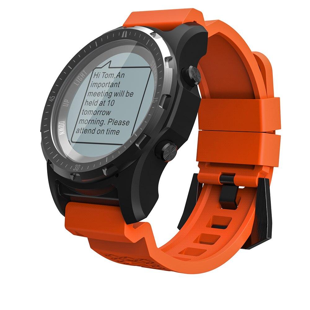 Imosi montre intelligente S966 prise en charge g-sensor GPS Notification Sport Mode montre-bracelet téléphone intelligent pour Android ios PK S928 - 6