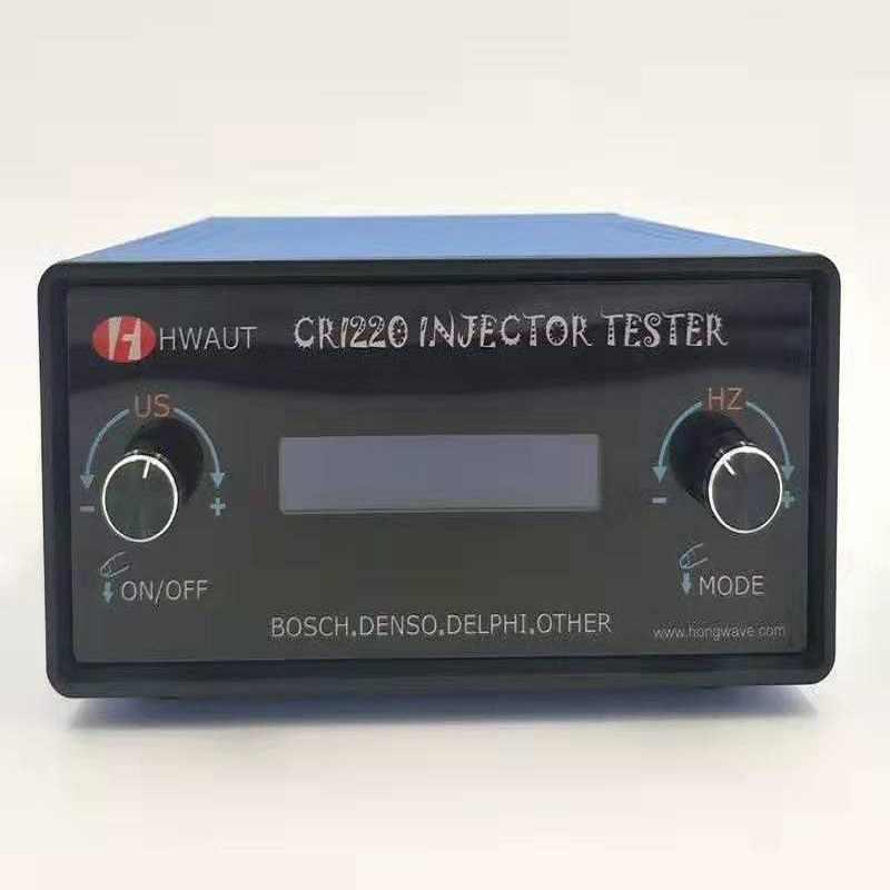 CRI220/230 Cao Cấp Áp Lực Phổ Biến Đường Sắt Kiêm Bật Lửa Bút Thử Hướng Dẫn Sử Dụng Hỗ Trợ Từ Kim Phun