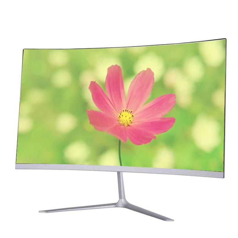 A resposta rápida do monitor 4k 32 polegadas curvou 144hz 2560x1440 monitor 1440p do jogo