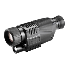 NEW-5X40, цифровой инфракрасный прицел ночного видения для охотничьего телескопа, дальность действия с камерой, Съемка фото, запись видео(США