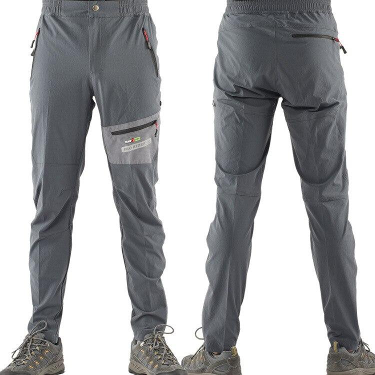 New Fishing Pants Men Outdoor Hiking Breathable Cycling Men's Uv Protection Sports Camping Fishing Pants  2019