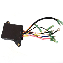 цена на Motorcycle CDI Ignition system Assy for Yamaha Outboard Engine Motor 4 Stroke 8HP 9.9HP 68T-85540-00