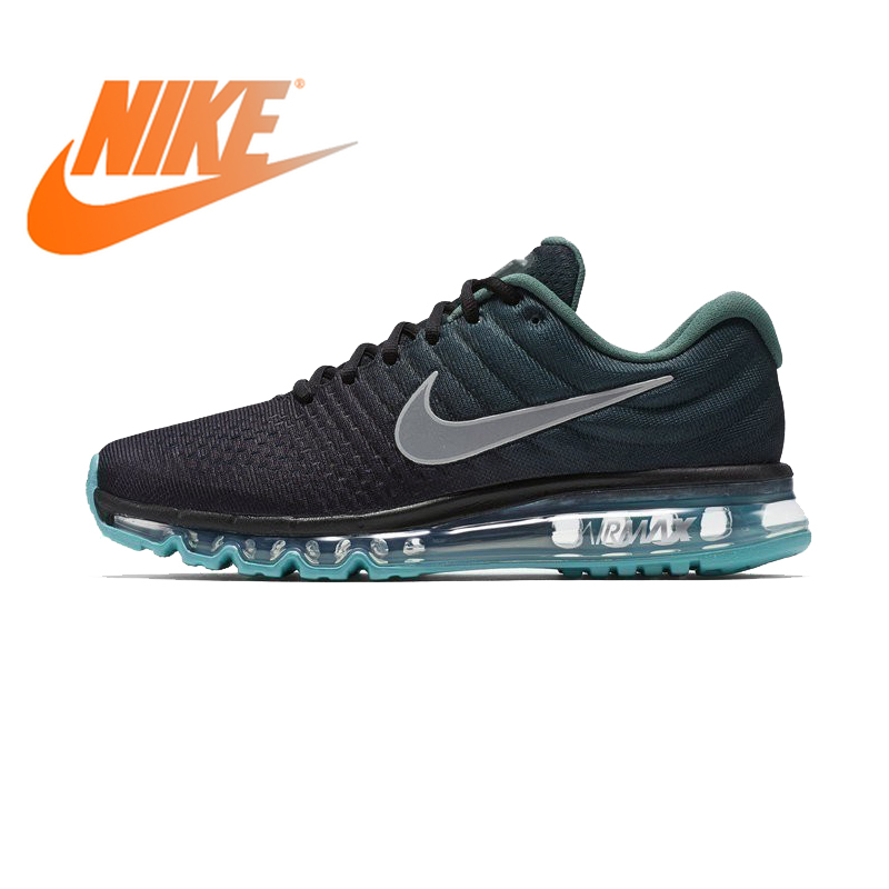 Original Authentic Nike AIR MAX Breathable Men's Running Shoes Outdoor Sports Shoes Low To Help Comfortable New Color 849559