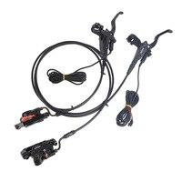Frenos de disco hidráulico para bicicleta de montaña, palanca de cambios de Control de potencia eléctrica de aleación de aluminio, frenos XOD LF-RR / LR-RF