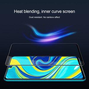 Image 5 - Nillkin XD CP+ Max Tempered Glass For Xiaomi Redmi Note 9S Note 9 Pro Max Poco M2 Pro Protective oleophobic Full Screen glue