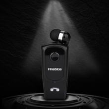 Fineblue F920 słuchawki Bluetooth bezprzewodowy Mini sport klip słuchawki redukcja szumów słuchawki Hifi Mic czarny F980 F990