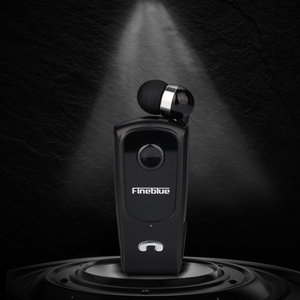 Image 1 - سماعة أذن بلوتوث Fineblue F920 سماعات رأس رياضية صغيرة لاسلكية للحد من الضوضاء سماعات أذن بميكروفون Hifi أسود F980 F990
