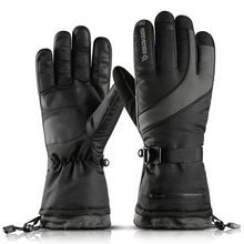 Warm Gloves Winter Cycling Skiing Water-Resistant Women Windproof for Climbing