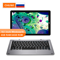 CHUWI Original Hi10 Air 10.1inch Windows10 tablet Intel Cherry Trail T3 Z8350 Quad Core 4GB RAM 64GB ROM Type C 2 in 1 Tablet
