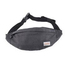 waterproof waist bag women fanny pack for belt men nylon canvas purse 2018
