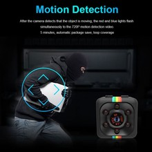 720P Sport DV Mini Infrared Night Vision Monitor Concealed Camera Car Digital Video Recorder