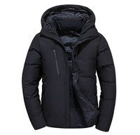 2018 New Womens and Men's Winter White Duck Down Jackets Coats Fashion Casual Warm Hoodies Mens Coats S XXL 89 260