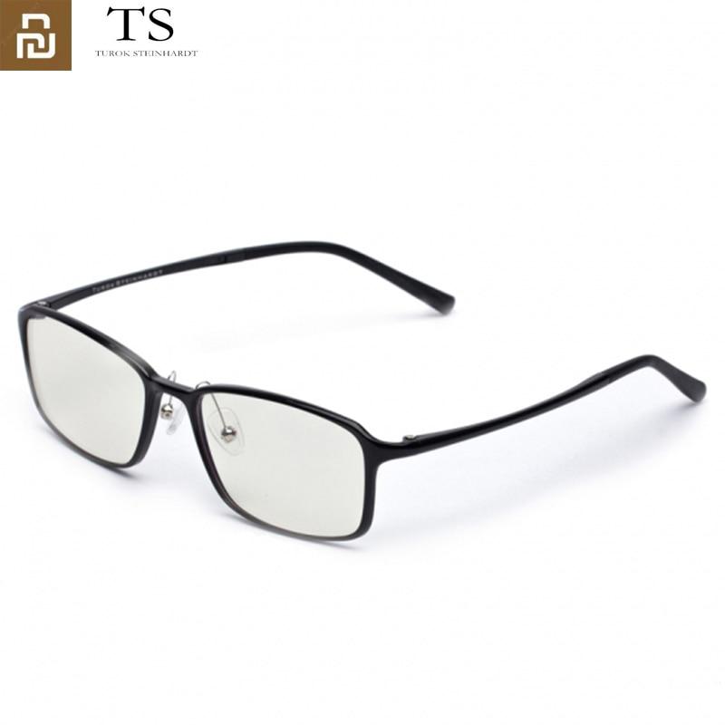 Оригинальные очки Youpin TS с защитой от синего излучения, защитные очки для глаз с защитой от синего излучения для мужчин и женщин, для игр на те...