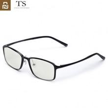 Orijinal Youpin TS Anti mavi ışınları cam gözlük Anti mavi cam UV göz koruyucu adam kadın için oyun telefon/bilgisayar/oyun