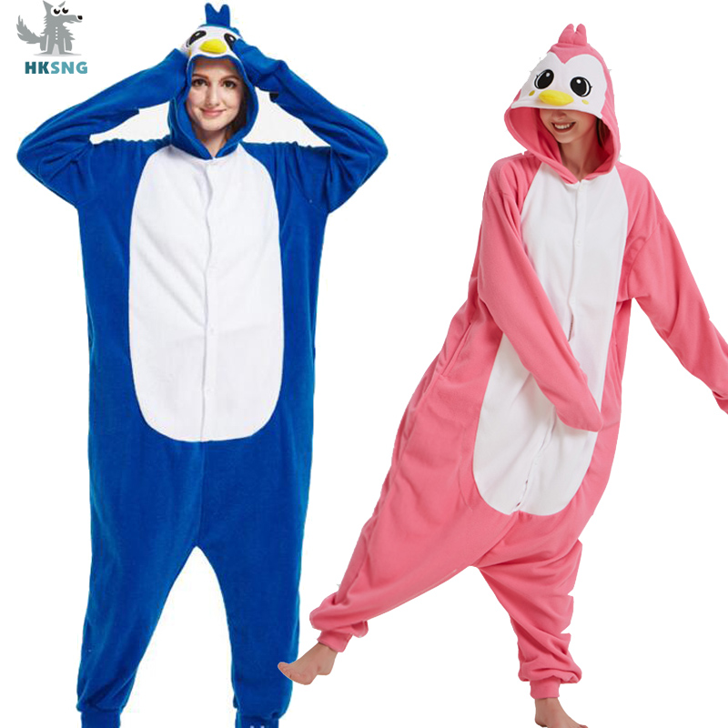 Unisex-Adult Animal Onesies Pajamas Halloween Costume Cosplay Funny Christmas Party Wear Daily Carton Outfit