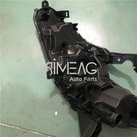 Yapılan Nissan Teana için far kapağı 16-17 Teana far baz plastik siyah kılıf arka koltuk dayanıklı konut