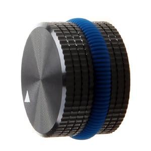 Сплошной Алюминиевый Регулятор мощности для усилителя потенциометра, регулятор громкости звука 25x15,5 мм