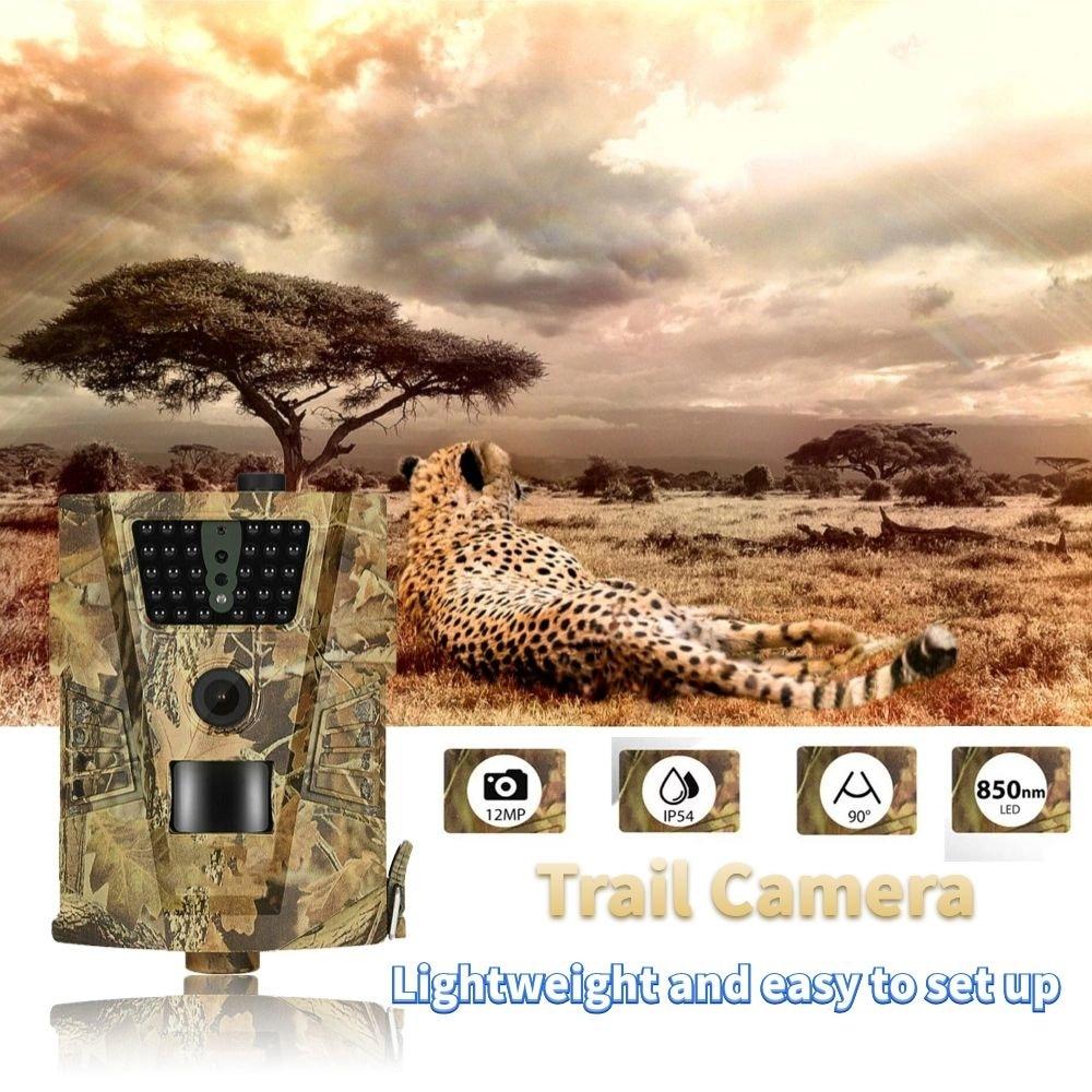 Cámara de caza básica de sendero de Vida Silvestre al aire libre HT001B 12MP 1080P visión nocturna cámaras de vigilancia salvaje Global ROM Xiaomi Redmi 7 4GB RAM 64GB ROM teléfono móvil azul Snapdragon 632 Xiomi 12MP 4000mAh Cámara batería de pantalla completa