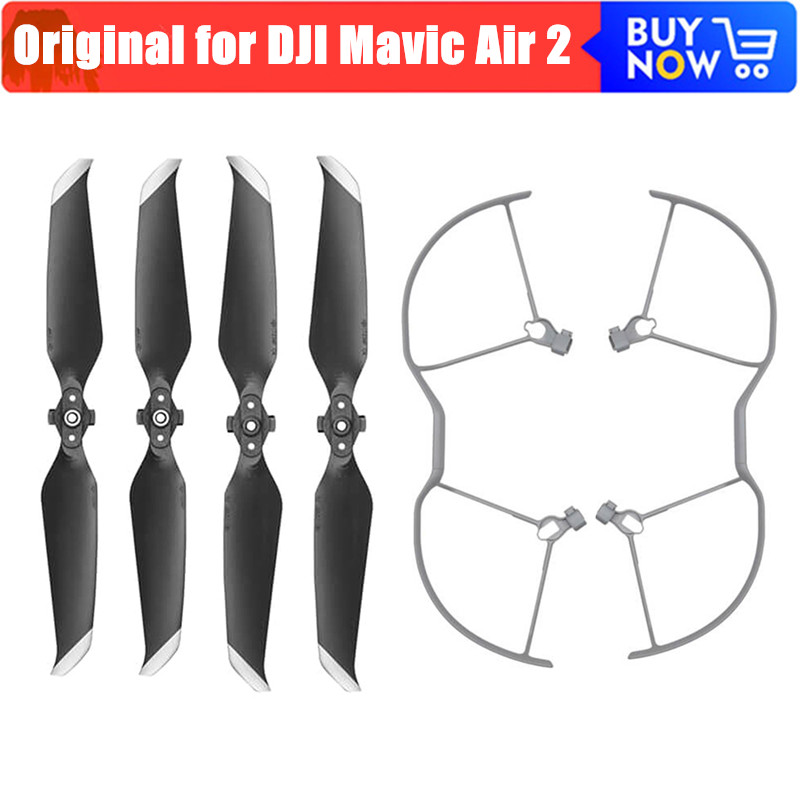 Original Propeller Guard for DJI Mavic Air 2 Drone Parts Protector Quick Install Protective Cage Cover for Mavic air 2 Accessory
