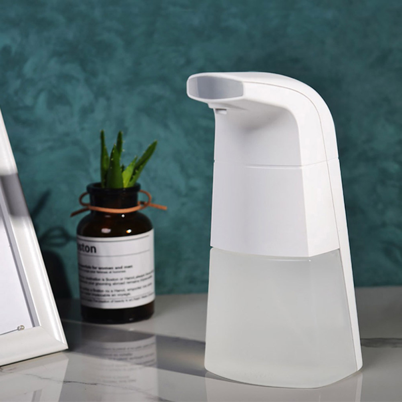 H1a02b6ef58c24b568d30aaae9b624d82M Automatic Waterproof Foam Liquid automatic soap dispenser wall Infrared Sensor Touchless Hand Washer soap dispenser Dropshipping