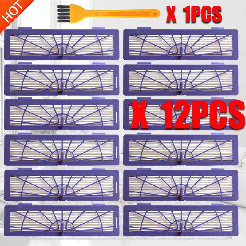 Hepa Filters For Neato Botvac D/Connected Series D7 D80 D85 D3 D75 D5 70E 75 80 85 Vacuum Cleaner Parts Pets/Allergies