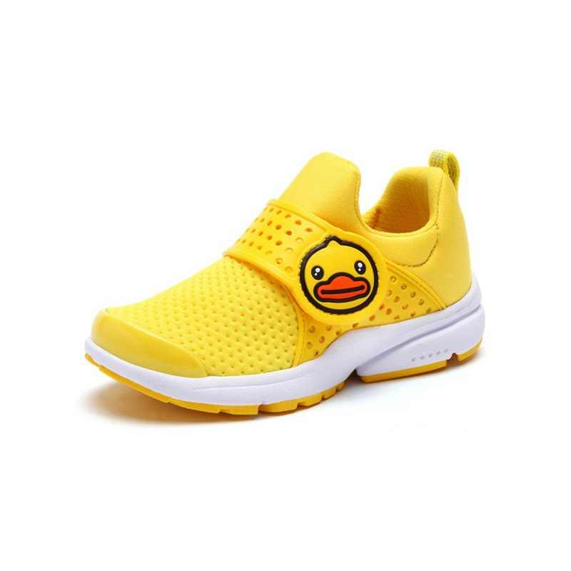 B. Duck Small Yellow Duck CHILDREN'S Shoes Spring And Autumn Athletic Shoes Men And Women CHILDREN'S Casual Shoes Children Slip-