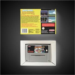 Image 2 - Super Marioed Alle Sterren Eur Versie Rpg Game Card Batterij Besparen Met Doos