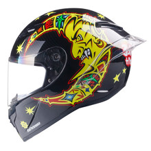 Pista GP R 20 años casco cara completa de motocicleta casco de la motocicleta de cara completa casco de la motocicleta de carreras de Motocross moto casco