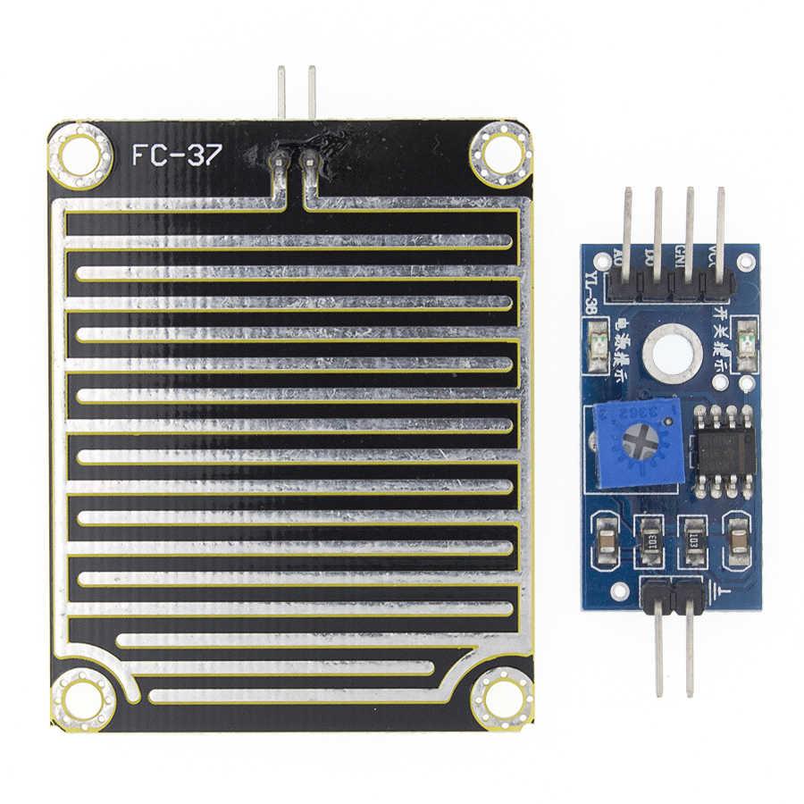 Sneeuw/Raindrops Detection Sensor Module Regen Weer Module Vochtigheid Voor Arduino