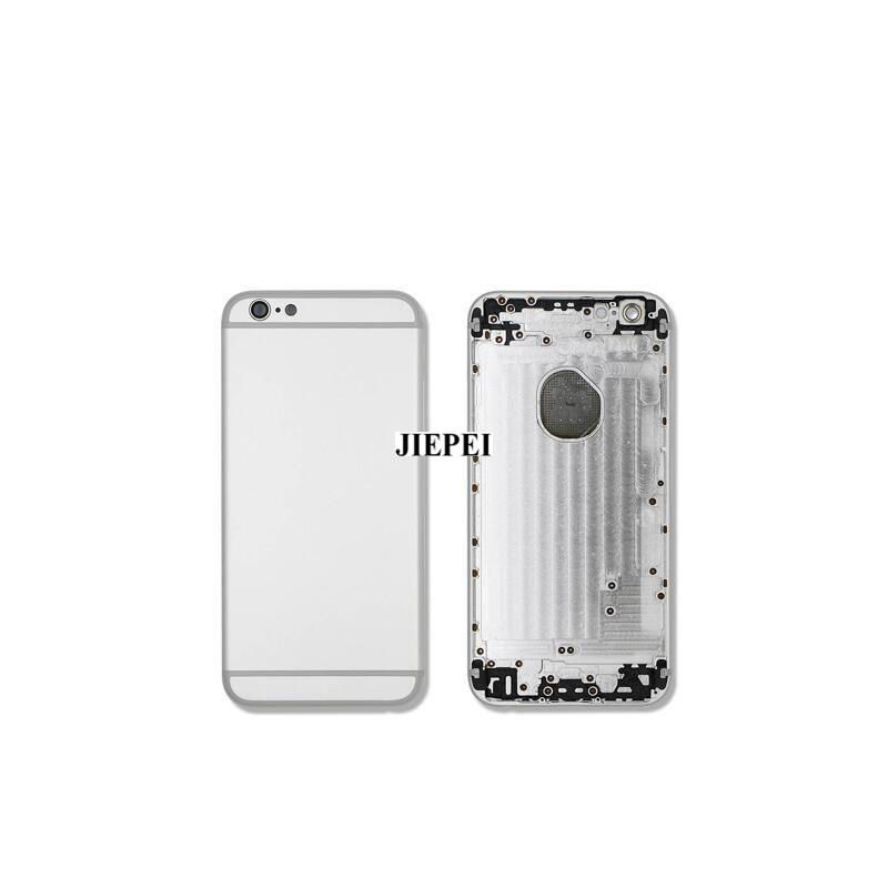 JIEPEI Case iPhone 6 Housing-Frame Door-Chassis Rear-Cover Back New Metal for 6G High-Quality